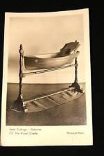 THE ROYAL CRADLE SWISS COTTAGE OSBORNE 1949