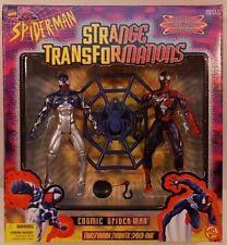 Spider-Man Strange Transformations - Cosmic & Transforming Symbiotic FAO Schwarz