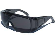FIT OVER Most RX Prescription Glasses Sunglasses Vented Frame Color Black Lens
