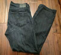 COH Navy Blue Jeans Men's 34 Waist 30 Inseam