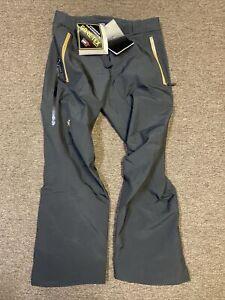 ARCTERYX Sabre LT Ski Snowboard Pants 24k Black Men's Small 24014 NEW with Tags