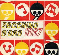 "ZECCHINO D'ORO 33 GIRI 1967 BABY DISC LB 965 M- EX 7"" ITALY"