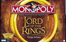 Monopoly Lord Of The Rings Trilogy Edition Board Game 2003 Brand new and sealed