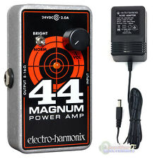 Electro-Harmonix 44 Magnum 44W Guitar Power Amplifier with Power Supply