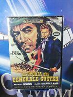 La Storia Del Generale Custer DVD *A & R *nuovo