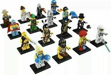 Lego  Collectable Minifigures Series 1 (8683)  Complete Set Of 16  Rare