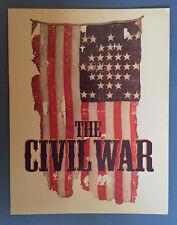 THE CIVIL WAR (Frank Wilhorn) Promotional Flyer - Capathia Jenkins, Beth Leavel