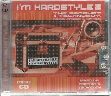 I'M  HARDSTYLE  2 MIXED BY PROPHET  & TECHNOBOY- 2 CD  F.C.SIGILLATO!!!