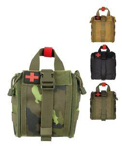NEU US Tactical Modular MOLLE Tasche Erste-Hilfe-Set KLEIN Armee Bundeswehr