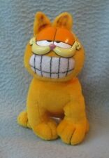 """BIG SMILE GARFIELD THE CAT 5"""" PLUSH DOLL Paws Giftco DS24"""