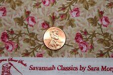 """Savannah Classics"" C.1865 Quilt Fabric Bty Washington Street Studio 00483-Pe"