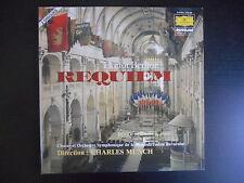 """Double 33 tours """"Berlioz - Requiem - Schreier - Munch"""""""