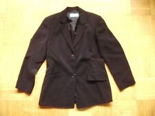 @Coolwater@ Classico Blazer Nero Business Gr. 36 SIZE S UK 10 Us 8