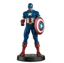 Marvel Fact Files SPECIAL EDITION CAPTAIN AMERICA NEW MIB EAGLEMOSS RARE SALE!!
