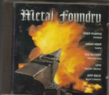 Rock Sampler Musik-CD mit Uriah Heep's