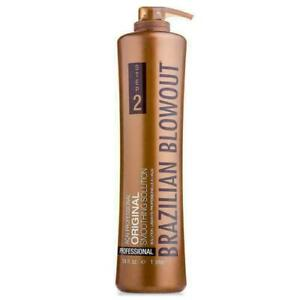 Brazilian Blowout Professional Smoothing Solution (Step 2) 34 oz