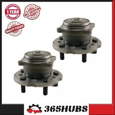 [1.512416] New Axle Wheel Hub and Bearing Assembly Rear FWD Pair (2)