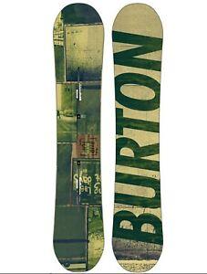 Snowboard 155cm BURTON PROCESS OFF AXIS #London 1434