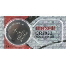 WATCH BATTERY MAXELL CR2032