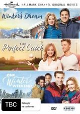 The Hallmark - Winter's Dream / Perfect Catch / One Winter Weekend : Collection 1 (DVD, 2018, 3-Disc Set)
