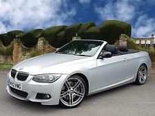 BMW 335i Sport Plus 2dr Convertible, RARE MANUAL MODEL with SAT NAV