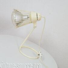 Vecchia PHILIPS Streamline UV ULTRAVIOLET Lampada Lampada da tavolo Lampada medico 30er - 50er J.