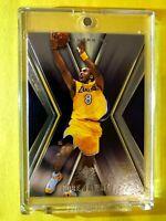Kobe Bryant RARE CHROME FOIL FINISH UPPER DECK SPx Lakers Basketball Card - MINT