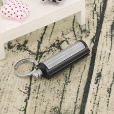 Portable Water Match Flint Fire Lighter Kerosene Oil Gas Keychain Camping Hiking
