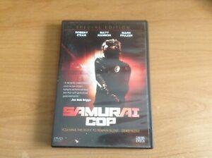 Samurai Cop (DVD, 1991)