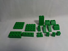 LEGO 15 Grass Green Slopes Specialty Parts & Pieces