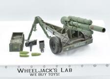 Mountain Howitzer Battle Station 100% Complete Vintage GI Joe ARAH Cobra 1984