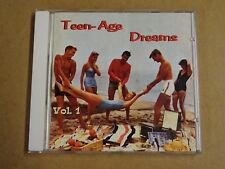 POPCORN CD / TEEN-AGE DREAMS - VOL 1
