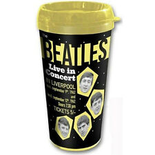 The Beatles - 1962 Live In Concert Insulated Travel Mug - New & Official In Box