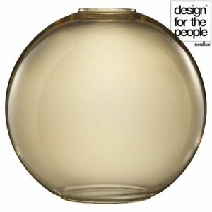 Nordlux Askja Air 4 Amber Glasschirm Lampenschirm Lampe 45133227