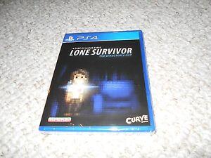 Limited Run #30 Lone Survivor Jasper Byrne New Sealed Region Free PS4