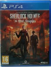 Sherlock Holmes. The Devils Daughter. Ps4. Fisico. Pal Es.