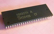 N8X305N 8 bit bipolar microprocessor, Signetics