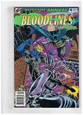 DC Comics Batman In Detective Comics Annual #6 Fine