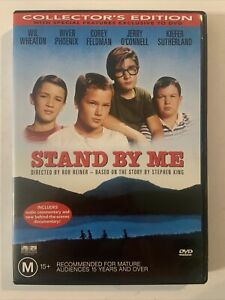 Stand By Me - Collector's Edition (DVD 1986 - Stephen King) Cory Feldman
