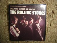 """ROLLING STONES ORIGINAL VINTAGE 1960S PIN """"ENGLAND'S NEWEST HIT MAKERS"""" RARE!!!"""