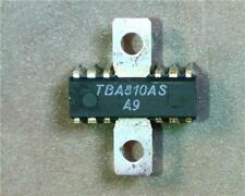 1 x Amplificatore audio TBA810AS IC, 6 W a 4 ohm, 4-20 V fornitura DIP