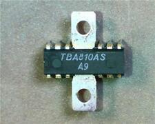 1 x TBA810AS Amplificateur audio IC, 6 W en 4 ohms, 4-20 V Supply DIP
