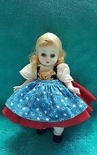 "Rare VTG old Madame Alexander doll stand GRETEL 8"" sleepy eyes (Legs need fixed)"