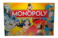 Monopoly DC Comics Retro Board Game Special Edition