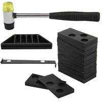 hammer Wood Laminate Tool Flooring Fitting Installation Kit Floor Fitting Tool