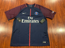 2017-18 Nike Men's Paris Saint Germain Away Soccer Jersey Extra Large XL PSG