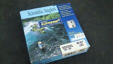 Scientific Anglers Supreme2 Ultimate Bass Fly Line WF8F Fishing 85' ft