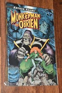 MONKEYMAN & and O'BRIEN Dark Horse TPB Graphic Novel Comic Book HIGH GRADE