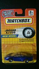 Matchbox Jaguar XJ 220 MB31