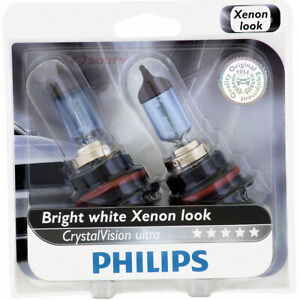 Philips High Low Beam Headlight Bulb for Mitsubishi Endeavor Galant Lancer kv